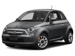 2017 FIAT 500 LOUNGE Hatchback