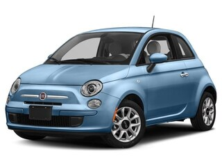 New 2017 FIAT 500 Lounge Hatchback For sale near York PA