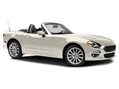 New 2017 FIAT 124 Spider CLASSICA Convertible JC1NFAEK2H0122842 Davie FL
