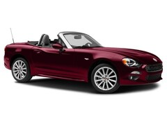 Used 2017 FIAT 124 Spider Lusso Convertible Convertible for sale in Mount Sterling, KY