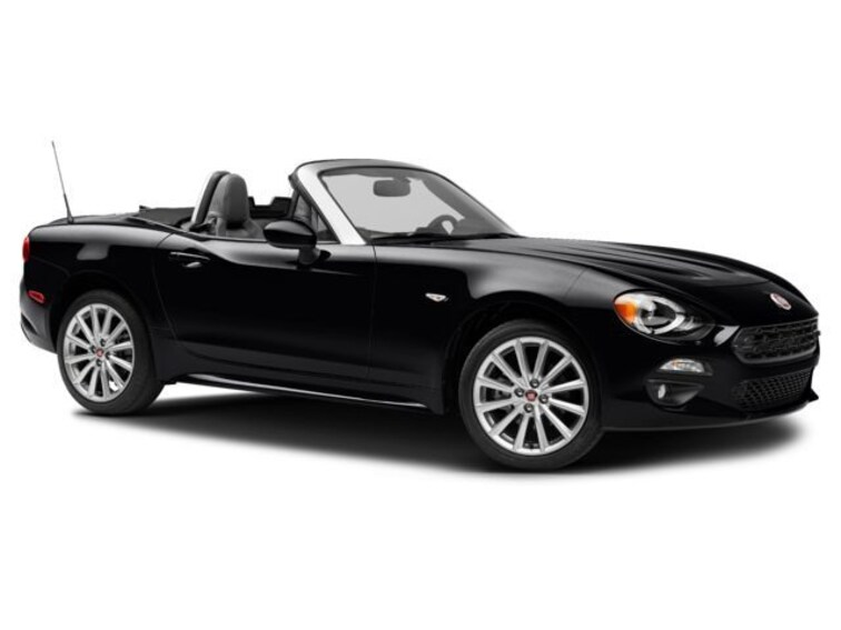 2017 FIAT 124 Spider Lusso Lusso  Convertible