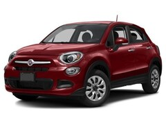 New 2017 FIAT 500X Lounge SUV Near Miami