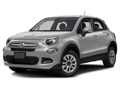 New 2017 FIAT 500X Lounge Lounge FWD in Ontario CA