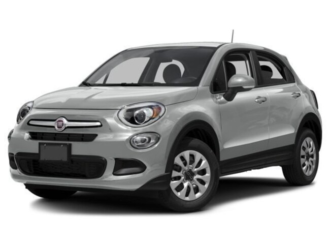 New 2017 FIAT 500X Lounge SUV For Sale Larchmont, NY