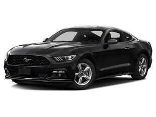 2017 Ford Mustang Ecoboost Coupe