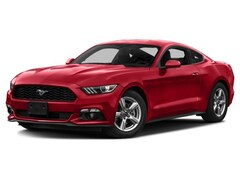 Used 2017 Ford Mustang EcoBoost Coupe for sale near Forth Worth, TX at Hiley Hyundai