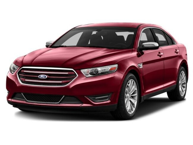Used 2017 Ford Taurus SEL Sedan Gallup, NM