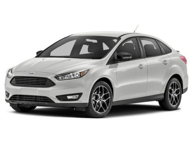 Used 2017 Ford Focus SE Sedan in Canoga Park