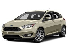 Used 2017 Ford Focus SEL Hatchback for sale in Woodside, NY at Koeppel Ford