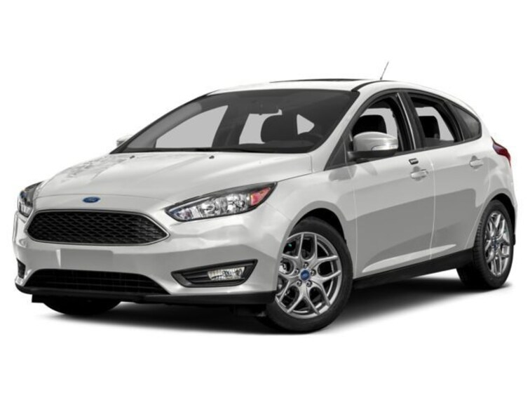 Used 2017 Ford Focus SEL Hatchback In Huntington