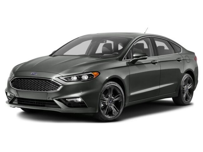 Used 2017 Ford Fusion SE SE FWD in Louisville, KY