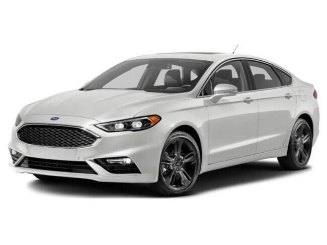 Used 2017 Ford Fusion SE Sedan Santa Fe, NM