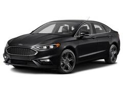2017 Ford Fusion Platinum Titanium  Sedan