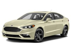 2017 Ford Fusion Platinum Sedan 3FA6P0K9XHR100318 for sale near Elyria, OH at Mike Bass Ford