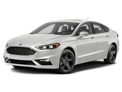 Used 2017 Ford Fusion Titanium Sedan near Manchester, NH