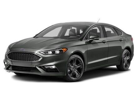 2017 Ford Fusion SE SE AWD