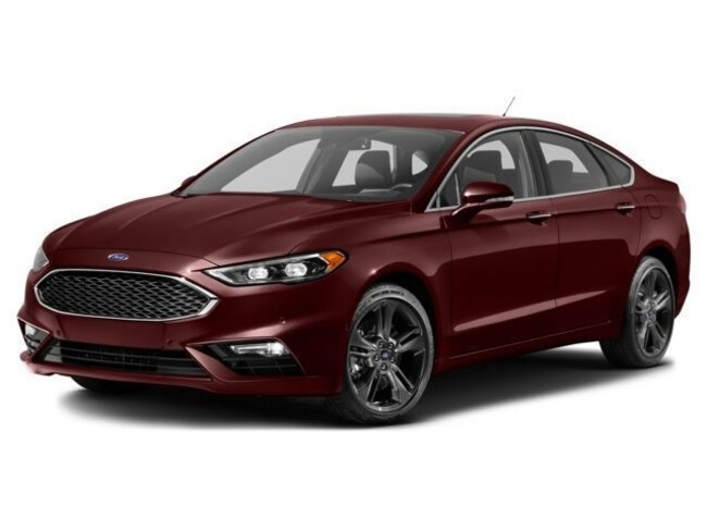 Used 2017 Ford Fusion For Sale at Irish Hills Ford | VIN
