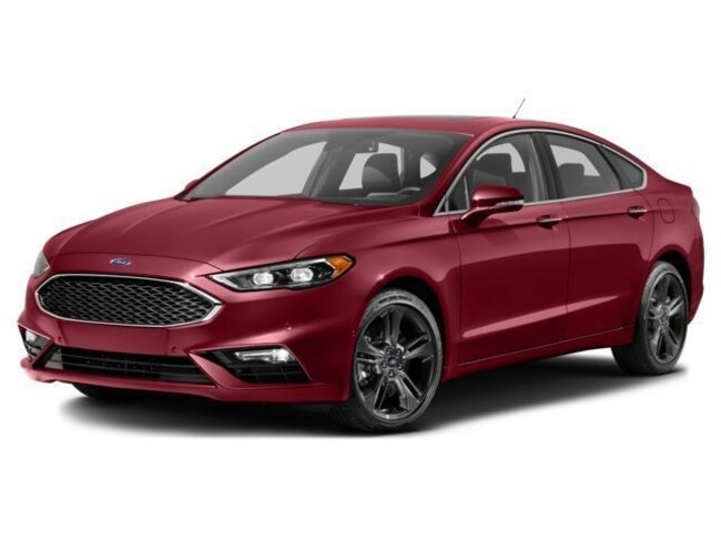 Used 2017 Ford Fusion SE SE AWD for sale in Morgantown, WV