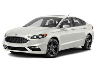 Used 2017 Ford Fusion - AWD - SE - Leather - Navigation - Eco Boost Sedan for Sale in Levittown, PA, at Burns Auto Group
