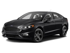 2017 Ford Fusion AWD Titanium
