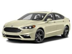2017 Ford Fusion AWD Sedan
