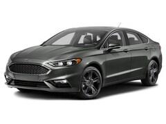 New 2017 Ford Fusion Platinum Sedan Havelock, NC