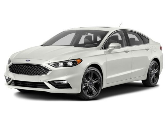 2017 Ford Fusion Sedan in