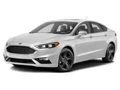2017 Ford Fusion Sport AWD sedan