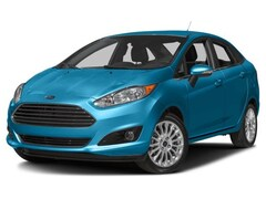 2017 Ford Fiesta Titanium Sedan for sale in Woodstock, GA near Atlanta