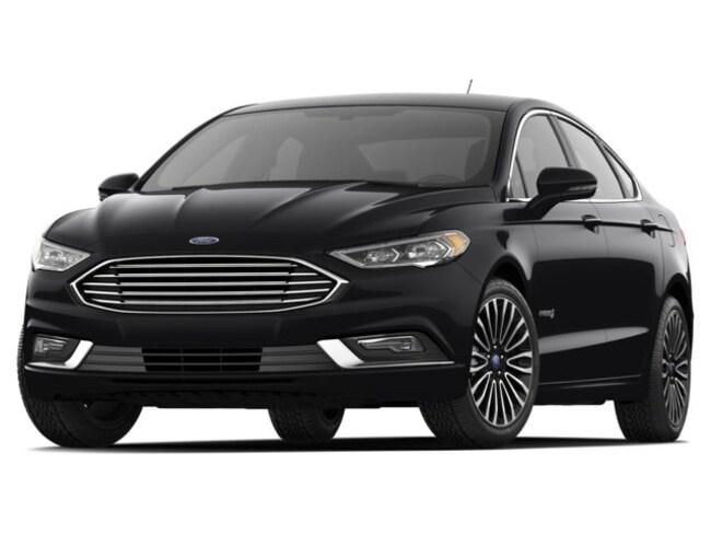 2017 Ford Fusion Hybrid Hybrid Sedan