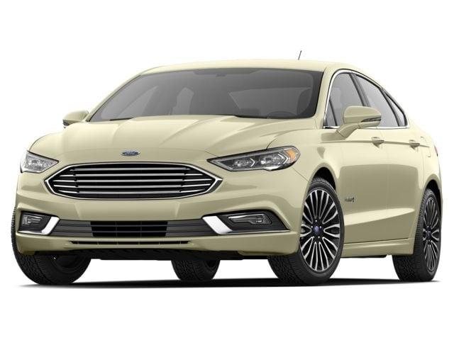 2017 Ford Fusion Hybrid Titanium Sedan