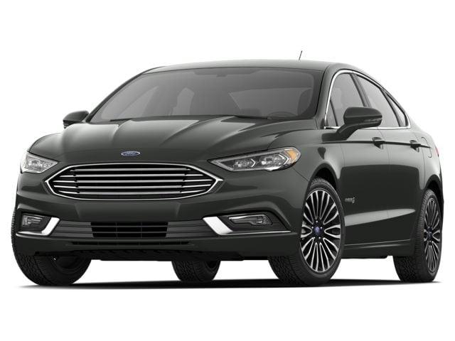 2017 Ford Fusion Hybrid Hybrid Platinum Sedan