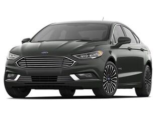 2017 Ford Fusion Hybrid Platinum Sedan