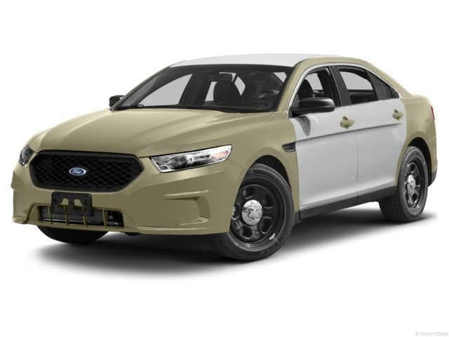2017 Ford Sedan Police Interceptor Base Sedan