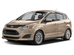 Certified Pre-Owned 2017 Ford C-Max Hybrid Titanium Titanium FWD RC1067 in Fishers, IN