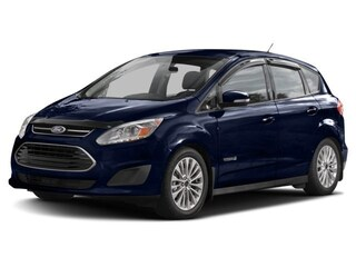 2017 Ford C-Max Hybrid Hybrid Titanium Hatchback