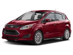 Certified Pre-Owned 2017 Ford C-Max Hybrid Titanium Hatchback