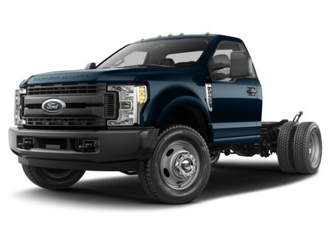 2017 Ford F-350 Chassis Truck Regular Cab V-8 cyl