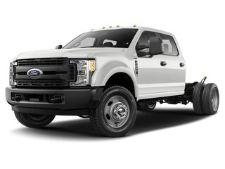 2017 Ford F-350 Chassis XL 4WD Crew CAB 179 WB 6