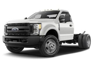 2017 Ford Super Duty F-450 DRW XL Diesel Truck Regular Cab
