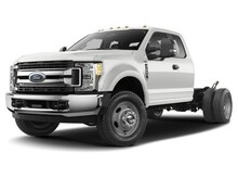 2017 Ford F-450 Chassis XLT Truck Super Cab