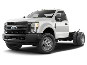 2017 Ford F-550 Chassis XL