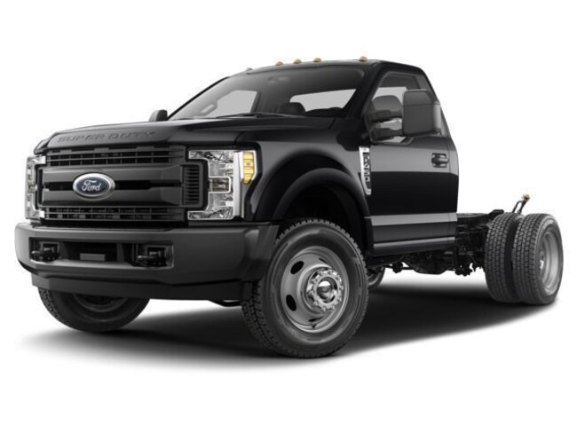 New 2017 Ford F-550SD XL Cab/Chassis for sale/lease Pottsville, PA
