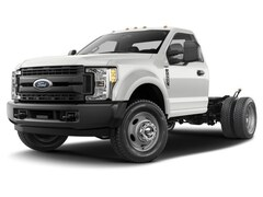 2017 Ford F-550 Chassis Super Duty Truck Regular Cab