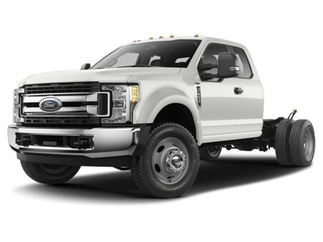 2017 Ford F-550 Chassis XLT Truck Super Cab