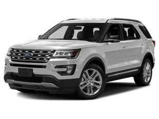 2017 Ford Explorer Base 4WD Sport Utility