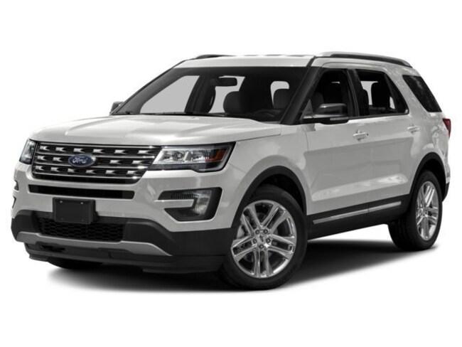 certified pre-owned 2017 Ford Explorer Base SUV for sale salem or