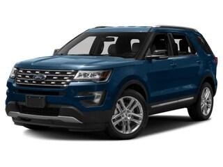 2017 Ford Explorer SUV