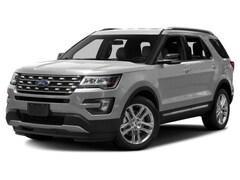 New 2017 Ford Explorer Base SUV for sale in Jersey City