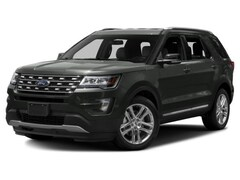New 2017 Ford Explorer XLT SUV 1FM5K8DH7HGE20917 in Rochester, New York, at West Herr Ford of Rochester